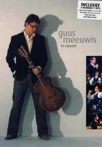Cover Guus Meeuwis - In Concert [DVD]